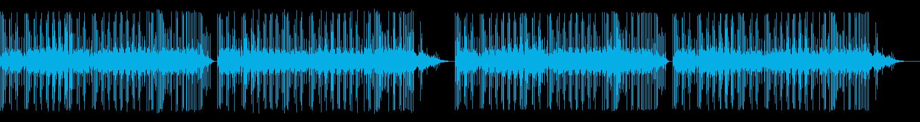 「エリーゼのために」オルゴール ②の再生済みの波形