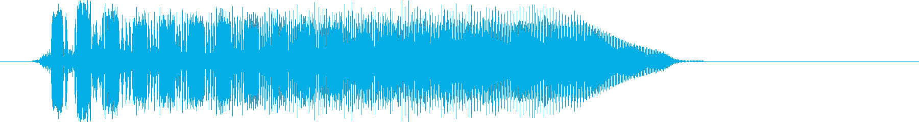 AMGアナログFX 32の再生済みの波形