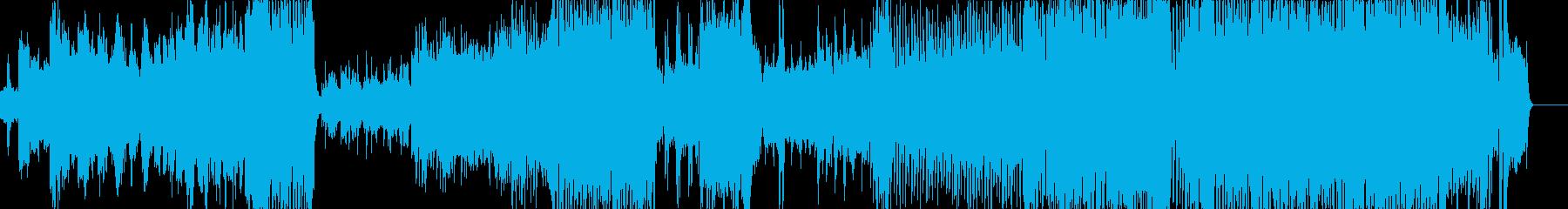 よさこい オーケストラ 三味線 日本の再生済みの波形