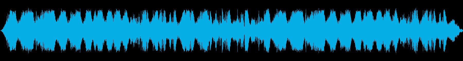 高エネルギーの静的ポップスとクラッ...の再生済みの波形