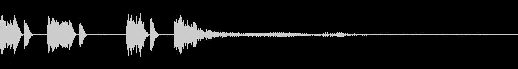 ニュースショートスイープ; DIG...の未再生の波形