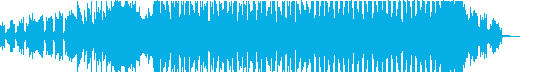 ポップ テクノ ロック ハウス ダ...の再生済みの波形