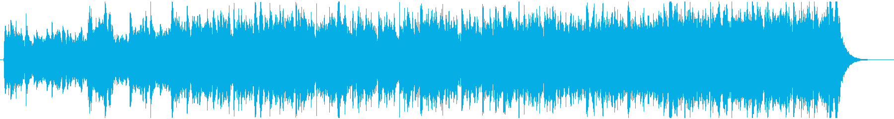 現代的 交響曲 ほのぼの 幸せ ロ...の再生済みの波形