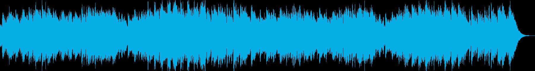 ジムノペディ第一番(幻想的音色)の再生済みの波形