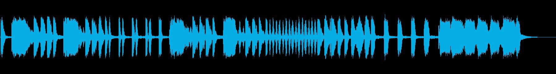 スリーリングファンファーレ:コミッ...の再生済みの波形