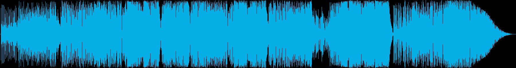 Chantyの再生済みの波形