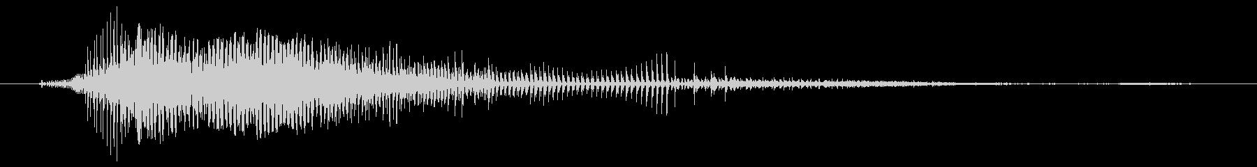 モンスター ダイハイ05の未再生の波形