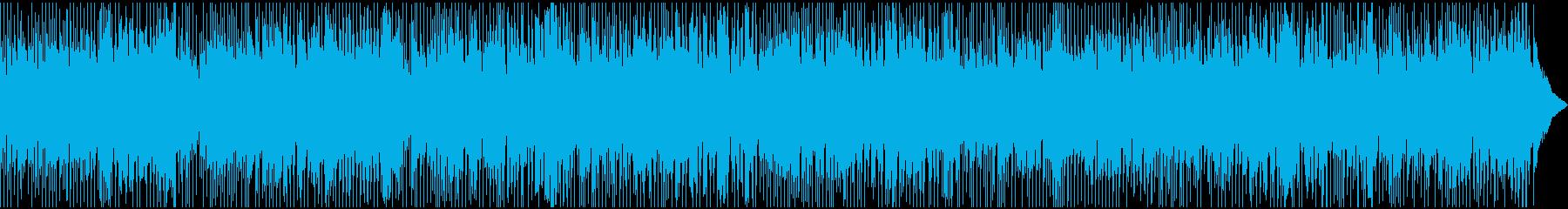 ロッキングブギーニューオーリンズの...の再生済みの波形