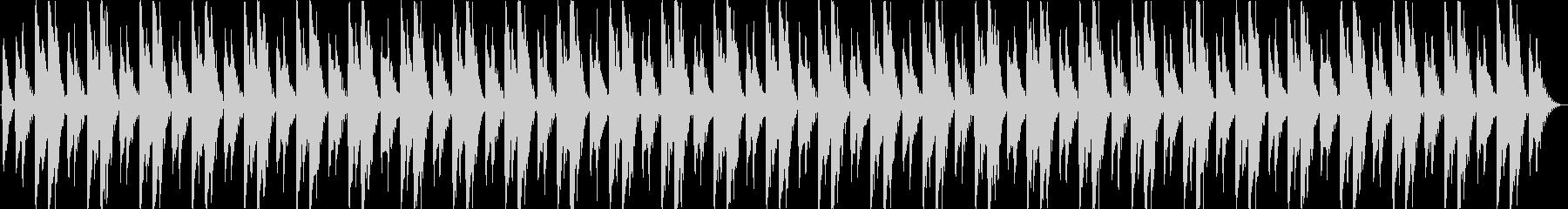 シーケンス 面白いシンセシーケンス02の未再生の波形