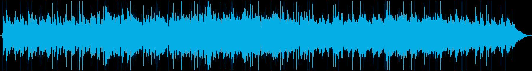 オリエンタル/ワールドミステリー。...の再生済みの波形