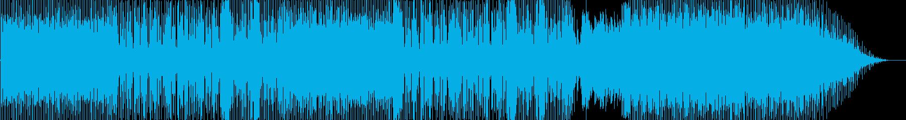 ハッピー。ポジティブ。メロディック...の再生済みの波形