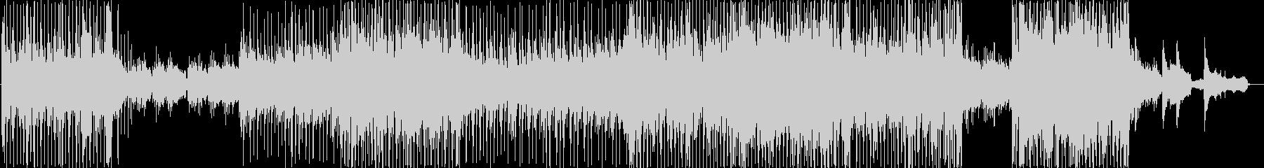 日本的な旋律のポップバラードの未再生の波形