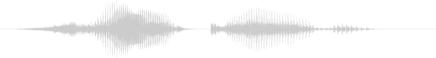 フォーカード - ポーカーの役(普通の未再生の波形