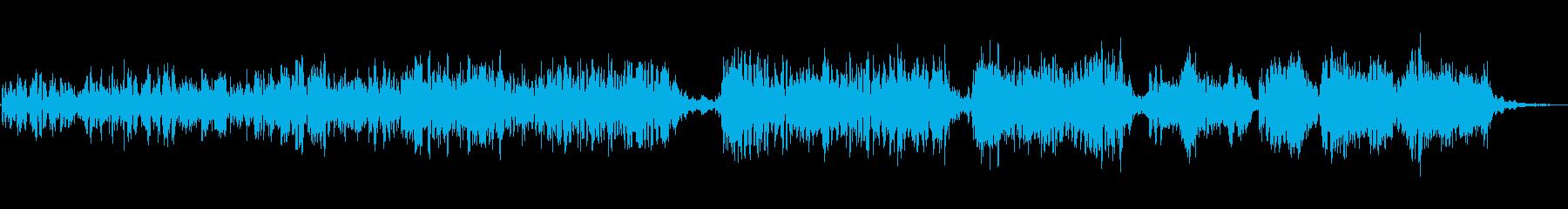 メタリックメタルムーブメント-ヘビ...の再生済みの波形