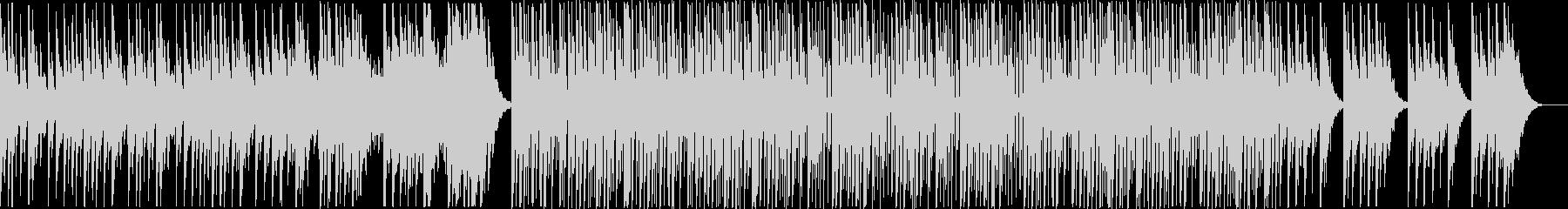 2000年初頭をイメージしたIDMです。の未再生の波形