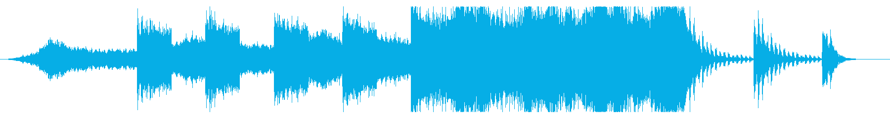 実験的 神経質 エーテル 淡々 テ...の再生済みの波形