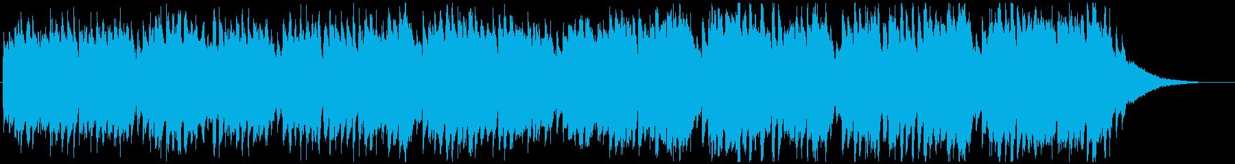 こいのぼり(童謡)の再生済みの波形