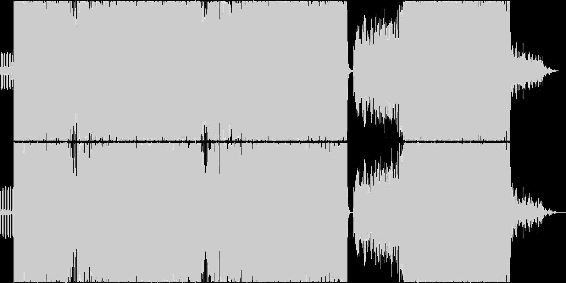 【女声Vo】星がテーマ可愛いポップロックの未再生の波形