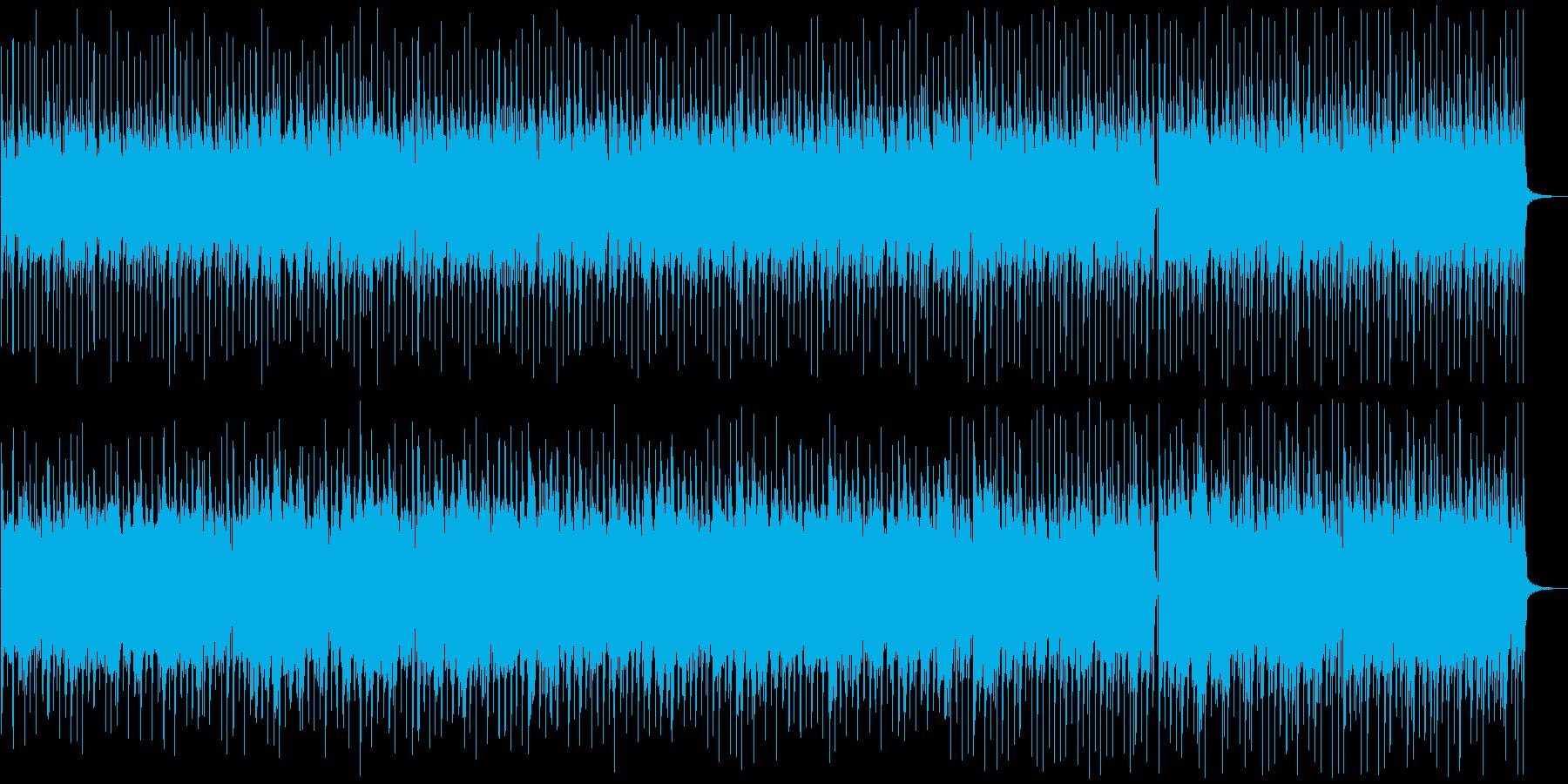 【メロディ無し】明るくワクワクするようなの再生済みの波形