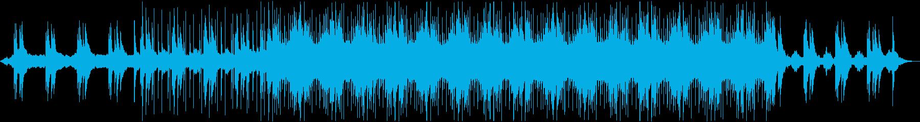 暖かさに包まれるチルホップ [ピアノ]の再生済みの波形