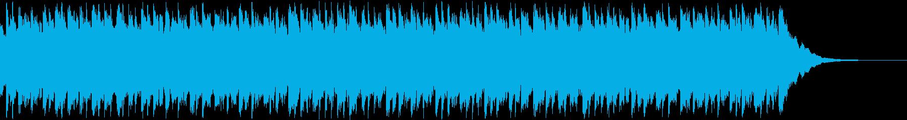 幻想的/ファンタジア/ベル/フィーリングの再生済みの波形