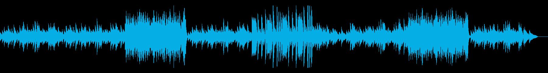 シューマン 無邪気で悪戯なピアノ曲高音質の再生済みの波形