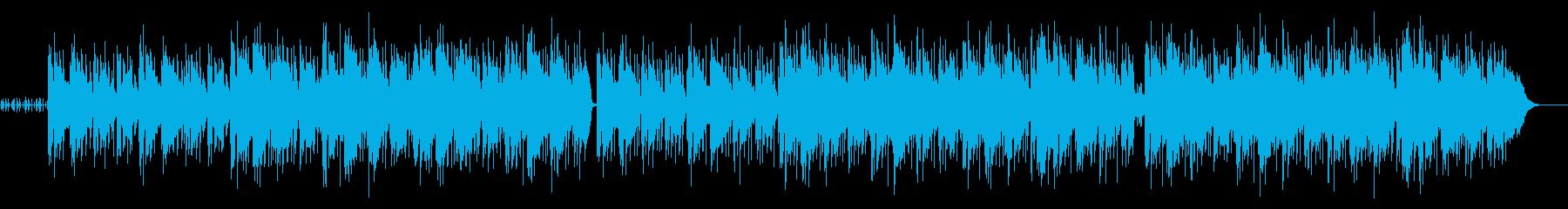 Lofi ビートゆったりしたピアノ の再生済みの波形