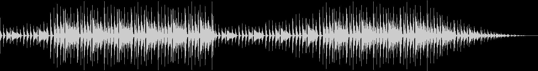 ノリが良くて爽やかなディスコサウンドの未再生の波形