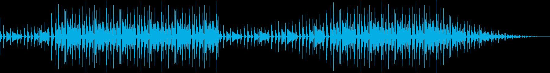 ノリが良くて爽やかなディスコサウンドの再生済みの波形