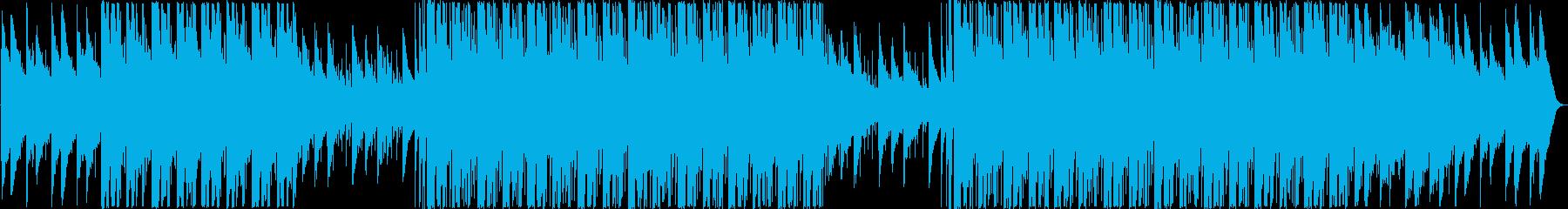 オルゴールが奏でる美しいEDMの再生済みの波形