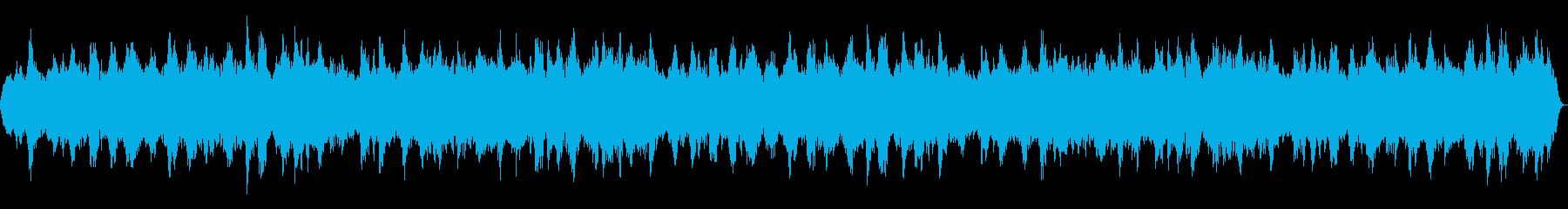 瞑想・癒し・睡眠#5高め(15分)の再生済みの波形