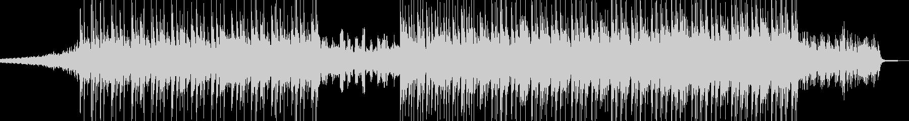 電脳・空想科学的なエレクトロ エレキ有Aの未再生の波形