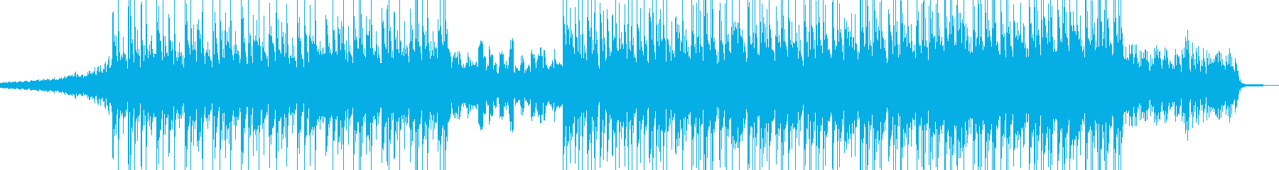 電脳・空想科学的なエレクトロ エレキ有Aの再生済みの波形