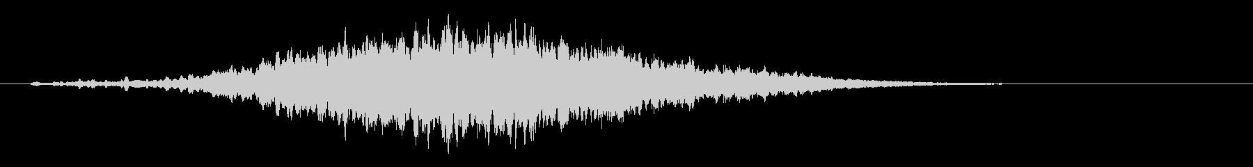 ME心理コード2(浮遊感・アンビエント)の未再生の波形