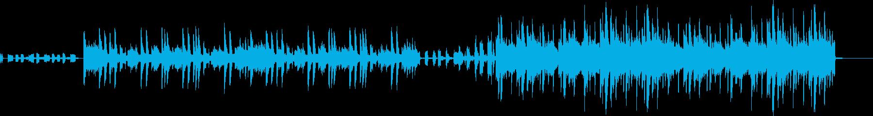 バトル始まる寸前〜戦闘系/EDMの再生済みの波形