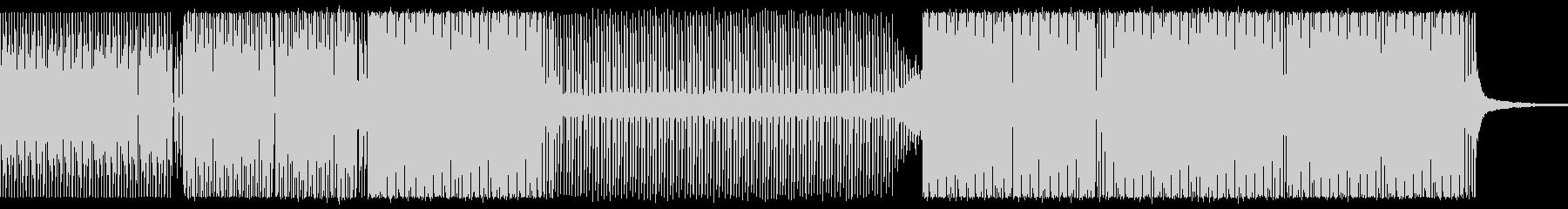 ファンキーハウス。の未再生の波形