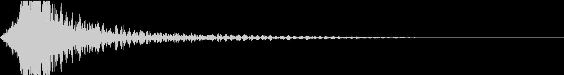 ロボット 合体 ガシーン 金属 重い21の未再生の波形