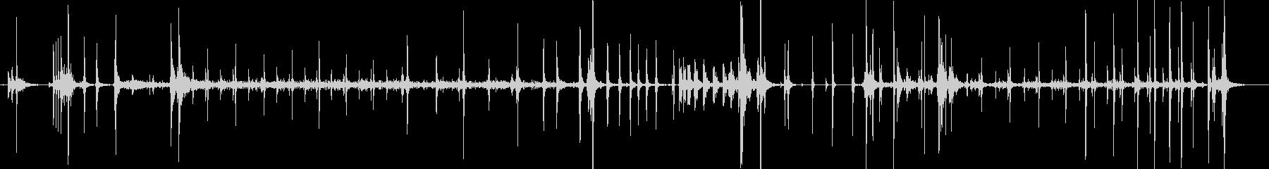 【機械】 動作 06 タイプの未再生の波形