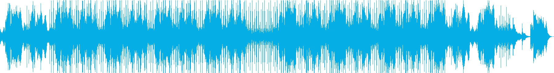 salmonの再生済みの波形