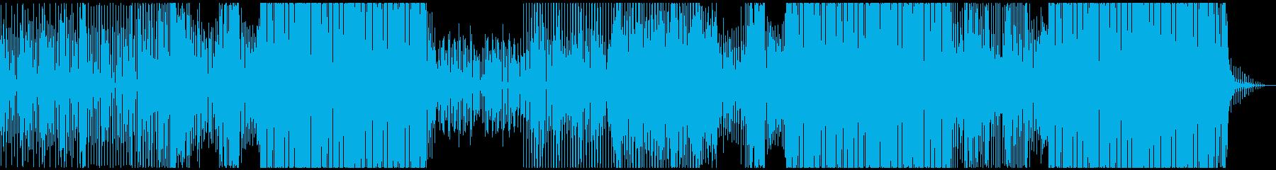 【生ギター】海で聴きたいサーフ系ポップの再生済みの波形
