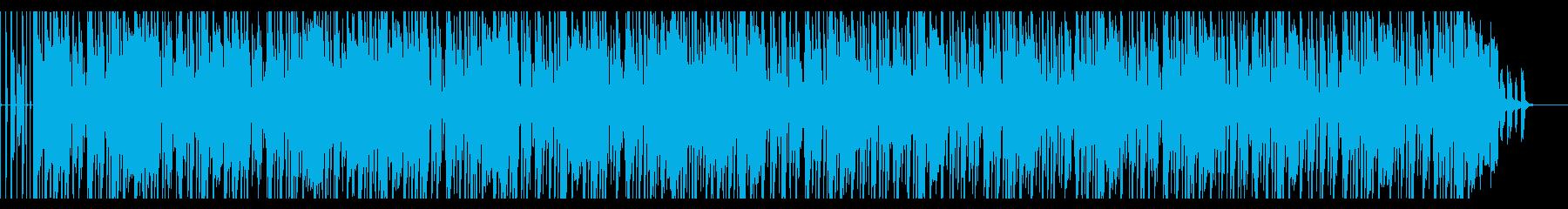 【短いVer5】70年代ファンクロック風の再生済みの波形