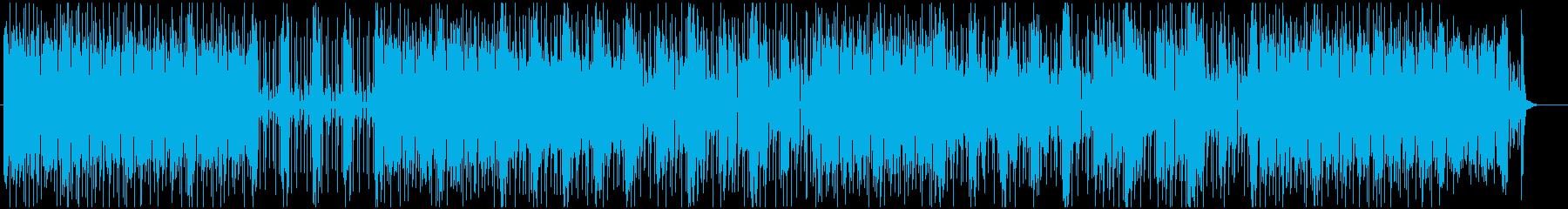 勇者を後押しするジャズファンク調ポップスの再生済みの波形
