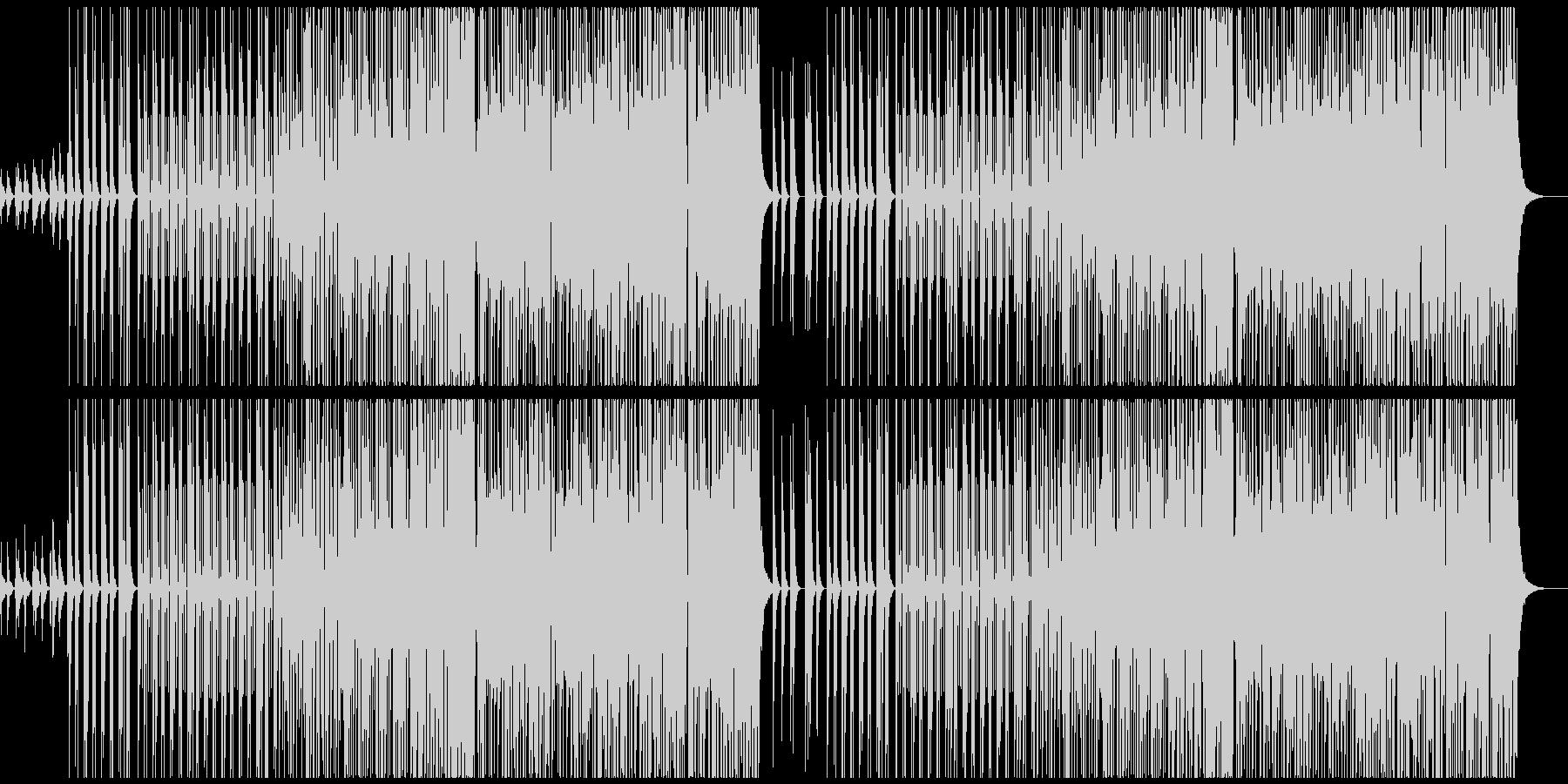 ドラムラインFuture Pop の未再生の波形