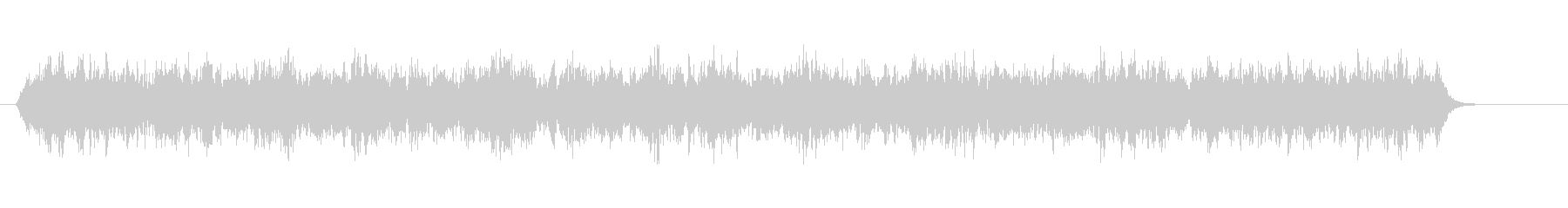 GLASSY ICE RAIN、音...の未再生の波形