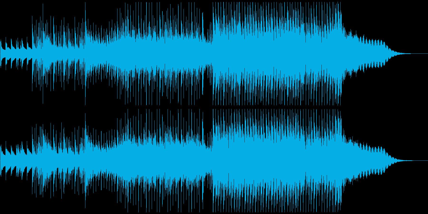 【わんぱくキッズ】チャイムでポップスの再生済みの波形
