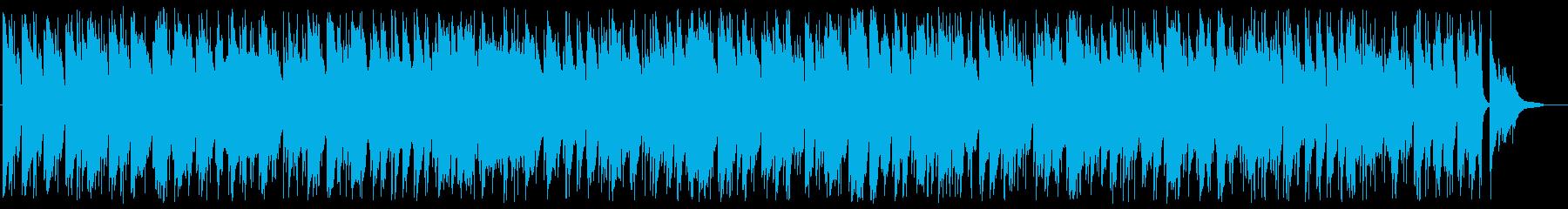 Amazing Grace Bossa Arrange's reproduced waveform