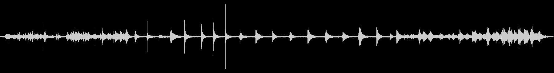 ベルフェアリーボールの未再生の波形