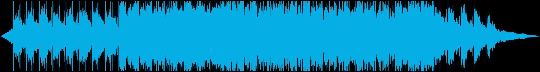 アンビエントミュージック あたたか...の再生済みの波形