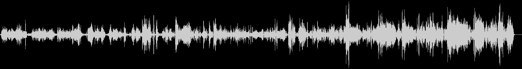 ゾンビ、シングルグロール呼吸1-10の未再生の波形