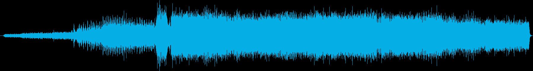 コードレスハンドドリル:19.2V...の再生済みの波形